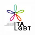 Logo da ITA LGBT